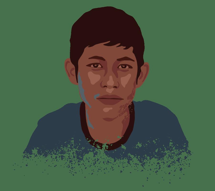 Demilson Ovelar Mendes (Avá-guarani)