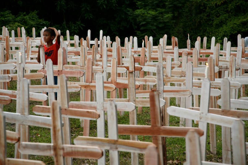 31 mortos, nenhum condenado