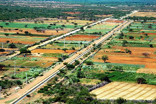 Região do Sobradinho (BA) ocupada pelo MST