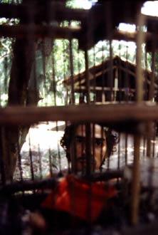 Trabalhador resgatado da escravidão em  fazenda de Eldorado dos Carajás, Pará