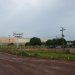 A Cargill também mantém diversas unidades na área