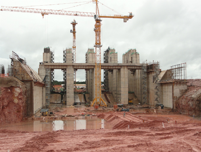 Usina Colíder terá de contratar trabalhador na cidade de origem quando obras recomeçarem