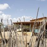 Casa no assentamento Vitória ainda sem água