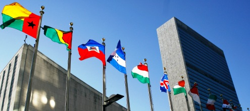 Sede da ONU em Nova Iorque. Foto: Mark Garten/UN Photo