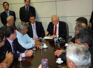 Ministro do Trabalho e Emprego, Manoel Dias, assina Norma Regulamentadora nº 36