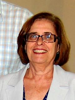 Angela Maria de Castro Gomes Foto: Arquivo Nacional