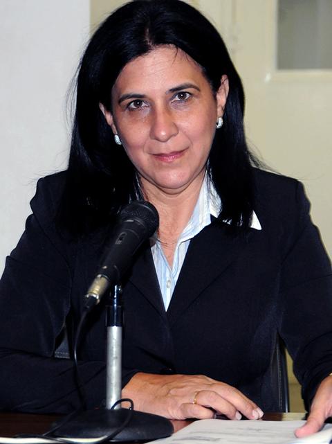 Deputada participa de sessão na Assembleia Legislativa tocantinense (Foto: Koró Rocha)