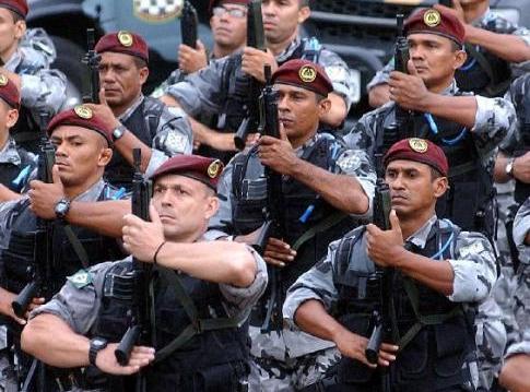 Decreto promulgado em março deu à presidência poder de convocar tropas sem aval de governadores (Fabio Rodrigues Pozzebom/ABr)