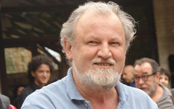 João Pedro Stedile, referência do MST. Foto: Verena Glass