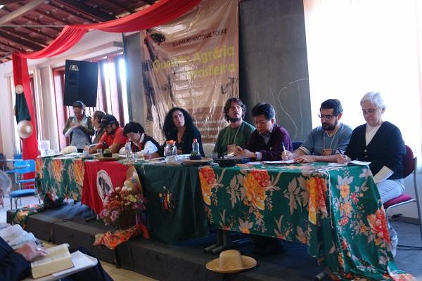 Seminário sobre questão agrária realizado na semana passada reuniu integrantes de movimentos sociais, acadêmicos e especialistas