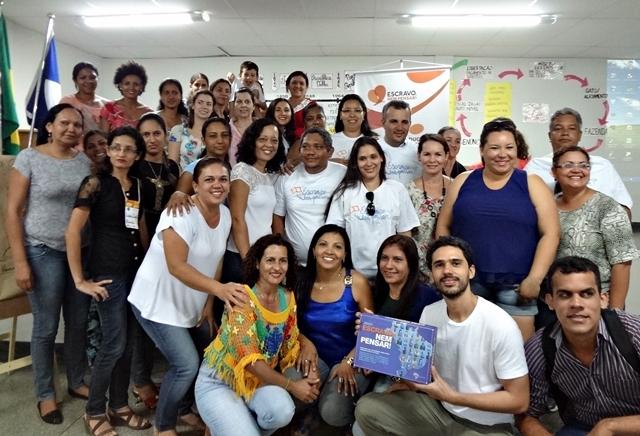 'Escravo, nem pensar!' promove formação em município do Mato Grosso