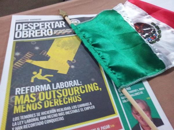 No México, sindicatos denunciam impactos da regulamentação da terceirização