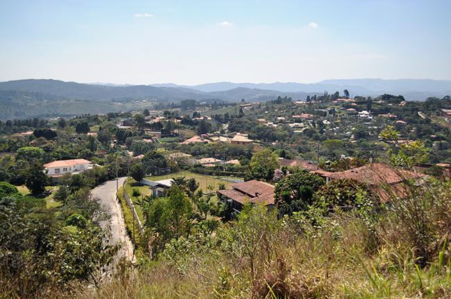 Panorama do condomínio Porta do Sol, onde nas proximidades serão construídos empreendimentos