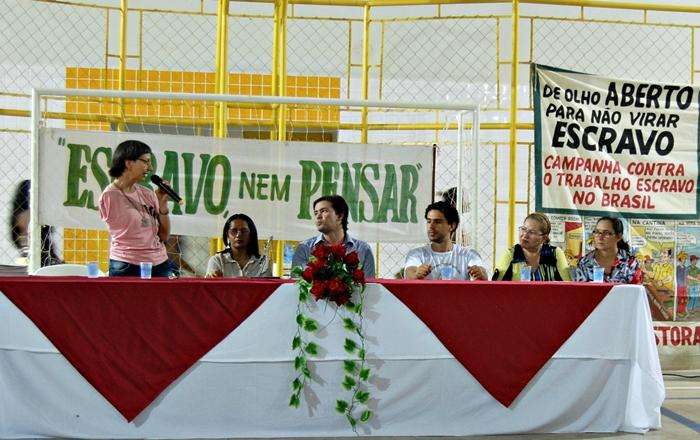Cartilha para educação sobre trabalho escravo é lançada no Pará