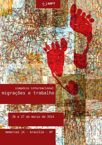 Migração e trabalho são temas de seminário internacional