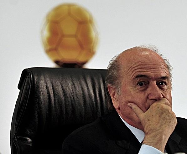 Carta a Blatter pede que Fifa garanta direitos humanos na Copa