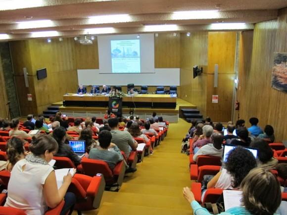 Encontro aconteceu na Universidade de Coimbra. Foto: Miguel Mesquita