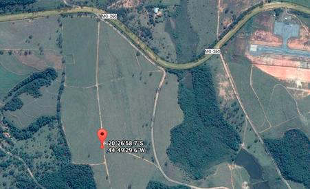 Fazenda do aeroporto de Cláudio (MG) foi flagrada com trabalho escravo