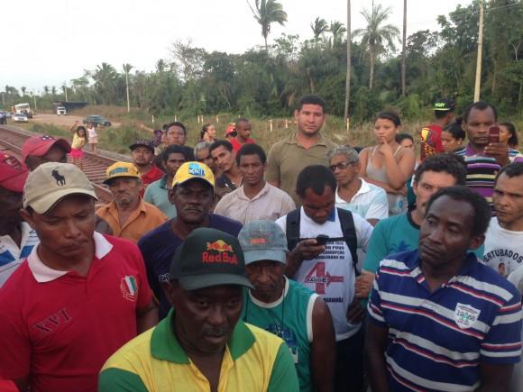 Duplicação da Estrada de Ferro Carajás vem causando diversos impactos socioambientais
