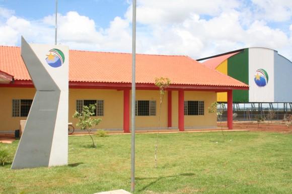 Escola no Assentamento Dom Osório. Fotos: André Campos
