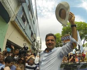 Foto: Marcos Fernandes / Coligação Muda Brasil