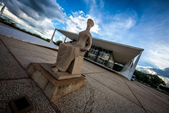 Fachada do Supremo Tribunal Federal. Foto: Dorivan Marinho/SCO/STF