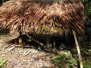 Alojamento Piaçava Amazonas. Foto: MPF