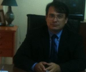 Hugo Morel, da chancelaria paraguaia