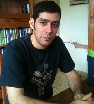 O economista Luis Rojas Villalba, da Base Investigaciones Sociales