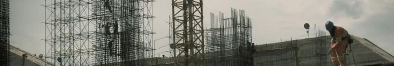 Os direitos dos peões na construção civil