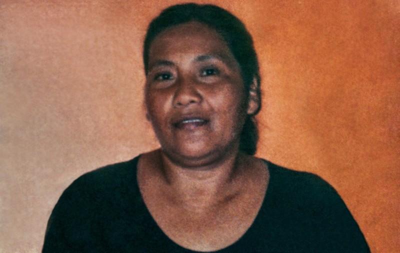 Maria das Dores Priante era lider da comunidade Portelinha e foi assassinada por denunciar venda ilegal de terra