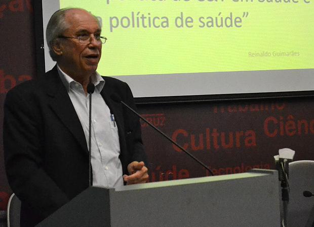 Reinaldo Guimarães, presidente da AABIFINA, protagoniza embates com laboratórios estrangeiros(Foto: Flaviano Quaresma)
