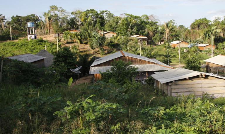Norte Energia construiu 16 casas novas para os juruna