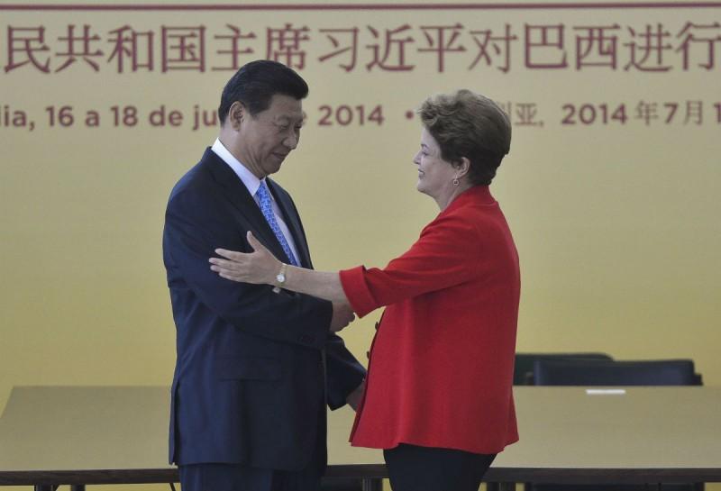 Acordo foi firmado em visita do presidente da China, Xi Jinping, ao Brasil