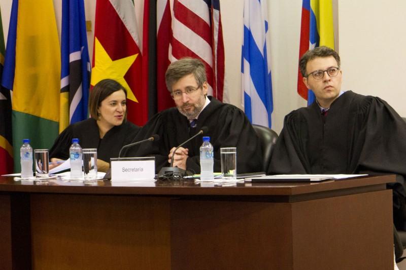Juízes da Corte Interamericana de Direitos Humanos. Foto: Divulgação