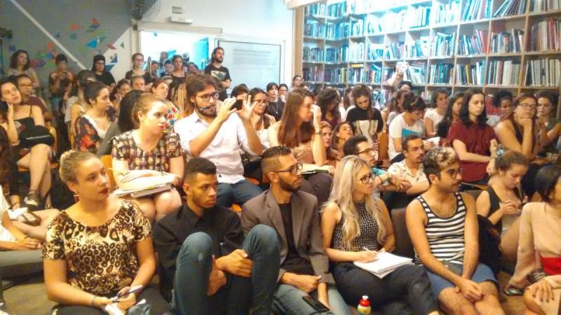 Lançamento da atualização do aplicativo em São Paulo. Foto: Divulgação