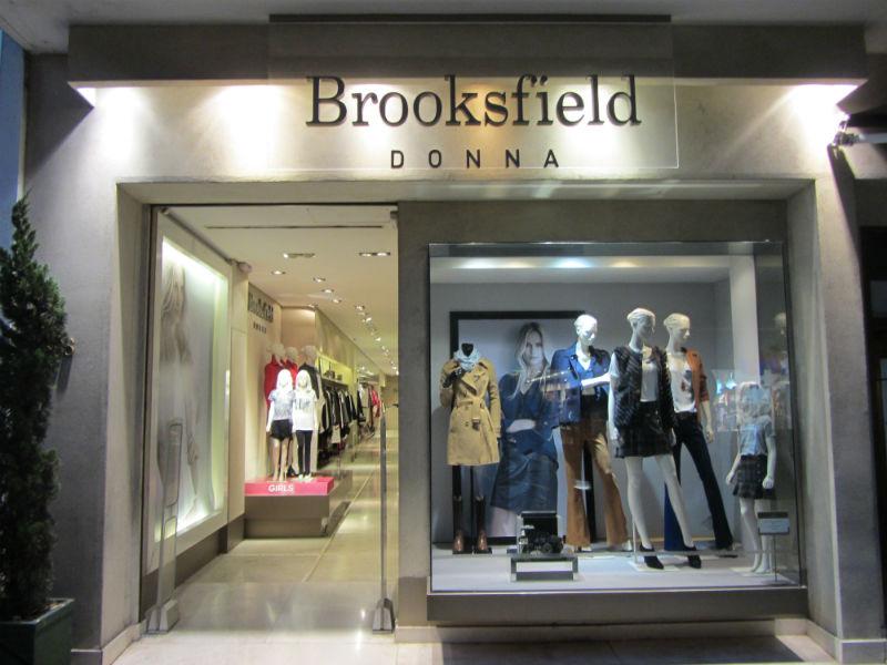 Loja da Brooksfield Donna na rua Oscar Freire, em São Paulo. Foto: Piero Locatelli