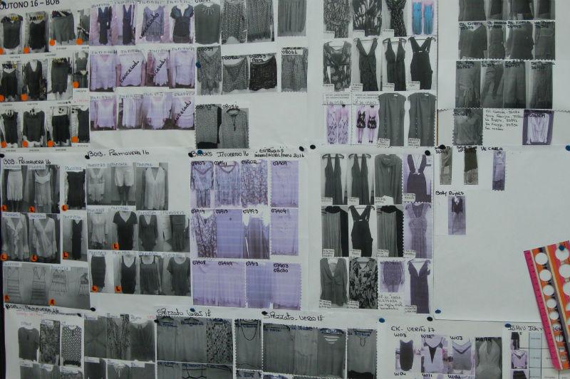 Detalhes das peças encomendadas pela Brooksfield na MDS. Foto: MTPS