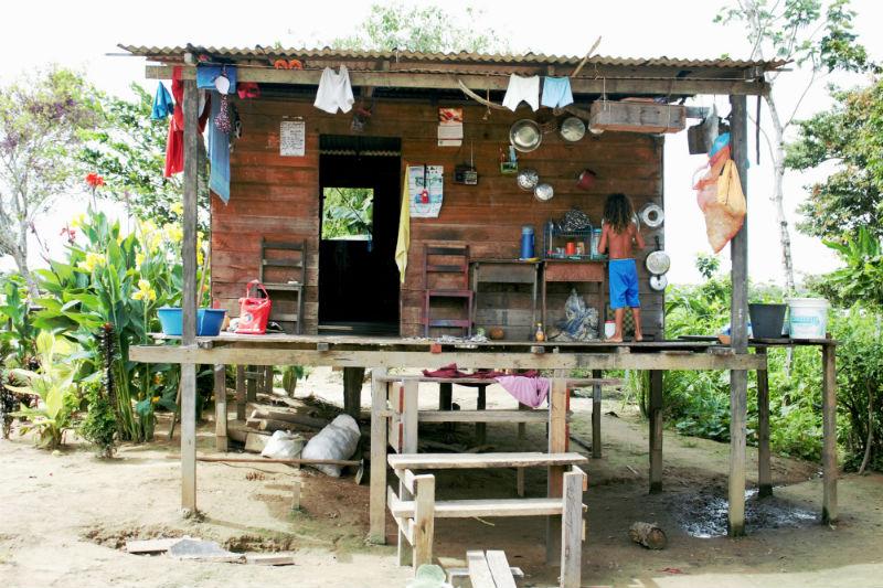 Quilombolas tem forma de organização própria que deve ser respeitada na consulta. Foto: Mikaell Carvalho/Repórter Brasil