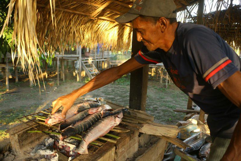 No oeste do Pará, quilombolas elaboram um protocolo de consulta que respeita seu modo de viver. Foto: Bob Barbosa/Terra de Direitos