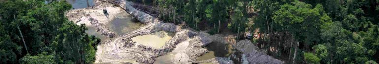 Em ofensiva contra indígenas no Pará, garimpeiros ilegais movimentam mercado bilionário