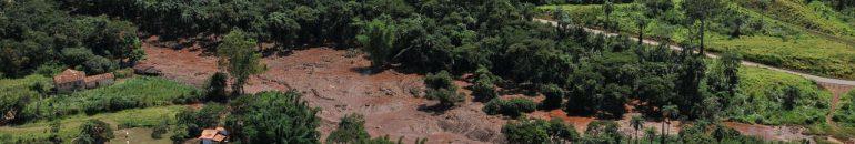 Mapas inéditos: 10 escolas e mais de 1,5 mil edificações estão no caminho da lama das barragens da Vale em MG