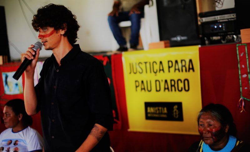 José Vargas, advogado de Fernando, foi preso no início do ano em um caso que levantou suspeitas Lunaé Parracho/RB