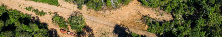 Satélite flagra loteamento ilegal que ameaça terra indígena e revela como começa o desmatamento da Amazônia