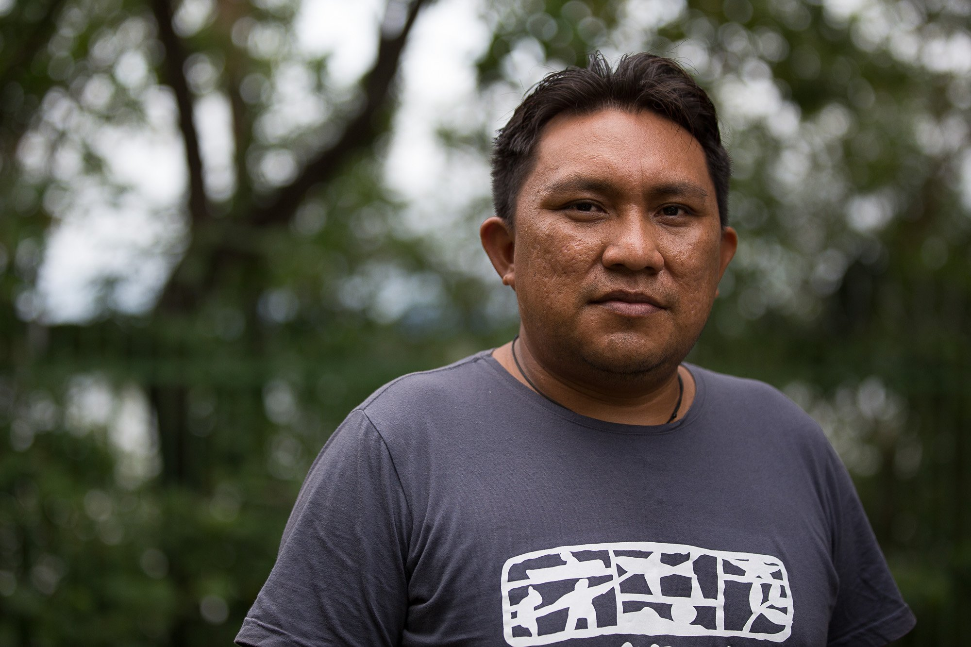 Dario Kopenawa Yanomami