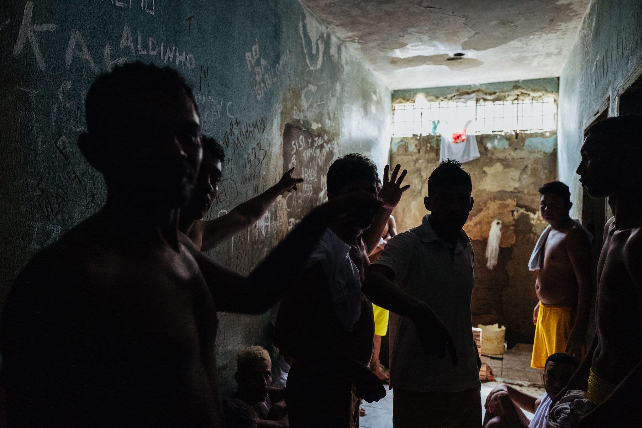 Penitenciária em Boa Vista